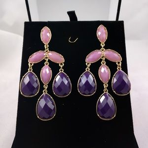 Fashion jewelry dangle drop earrings